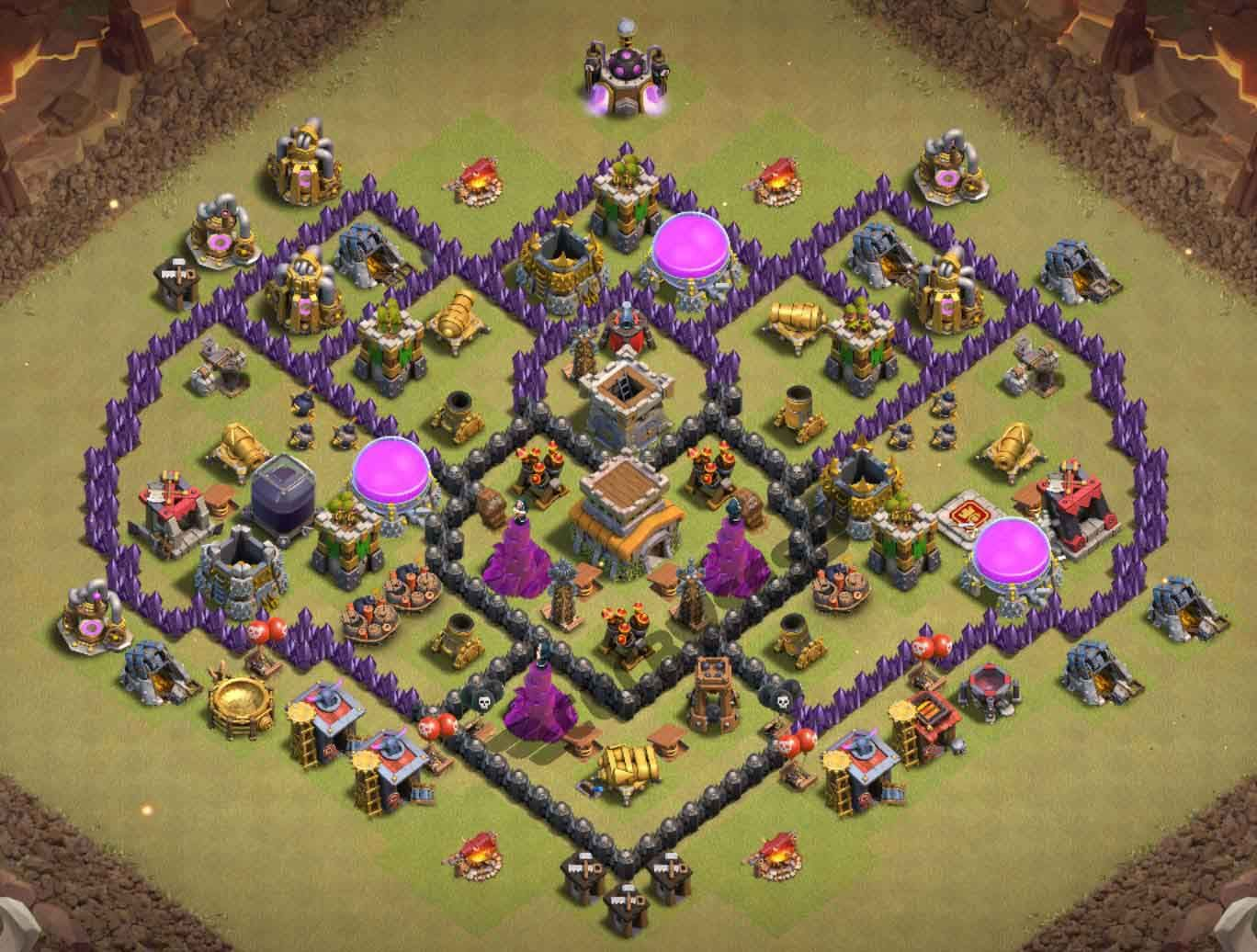 32 Best Th8 War Base Links 2021 New Anti Dragons Clash Of Clans Game Clash Of Clans App Base