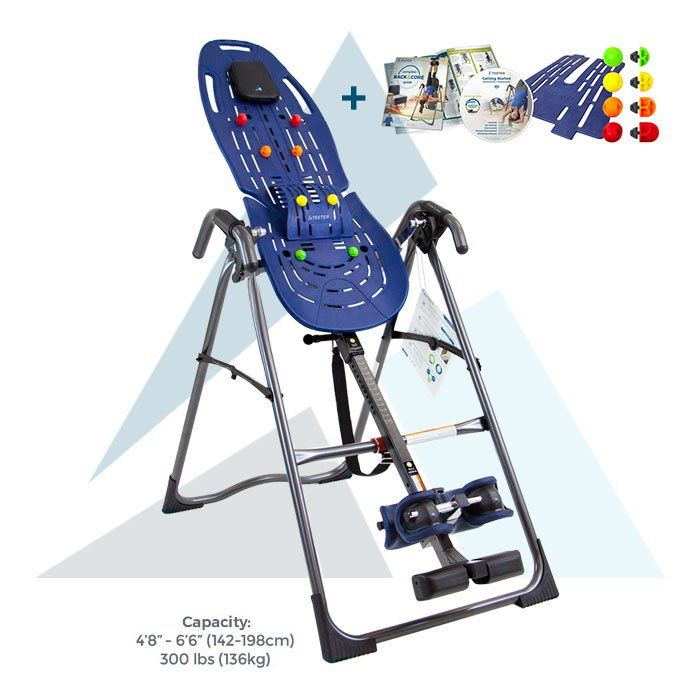 Official Teeter Inversion Tables Back Pain Relief In 30