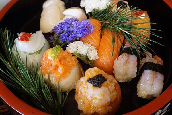 Top 10 sushi Firenze