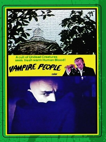 VAMPIRE PEOPLE aka BLOOD IS THE COLOR OF NIGHT 1964