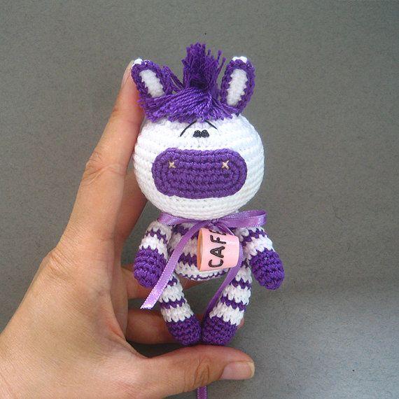 Little crochet zebra amigurumi knitting amigurumi toys little crochet zebra amigurumi dt1010fo