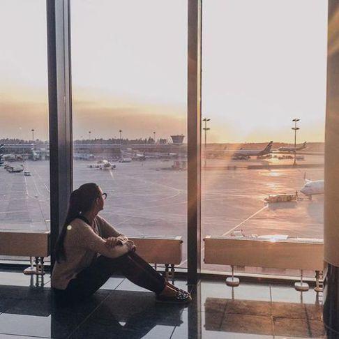 Inspiração: fotos no aeroporto – Depois Dos Quinze