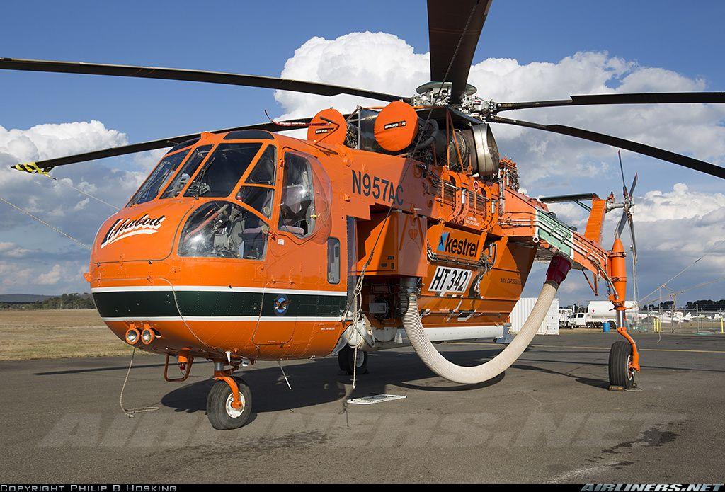 64 Skycrane N217AC Erickson Air Crane Flickr Photo