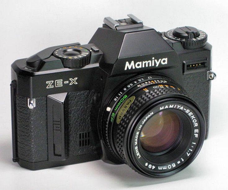 Mamiya ZE-X