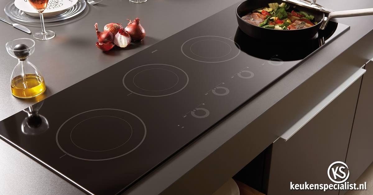 Inductiekookplaat Met Wokbrander : Deze geweldige panorama inductiekookplaat met wokbrander van atag