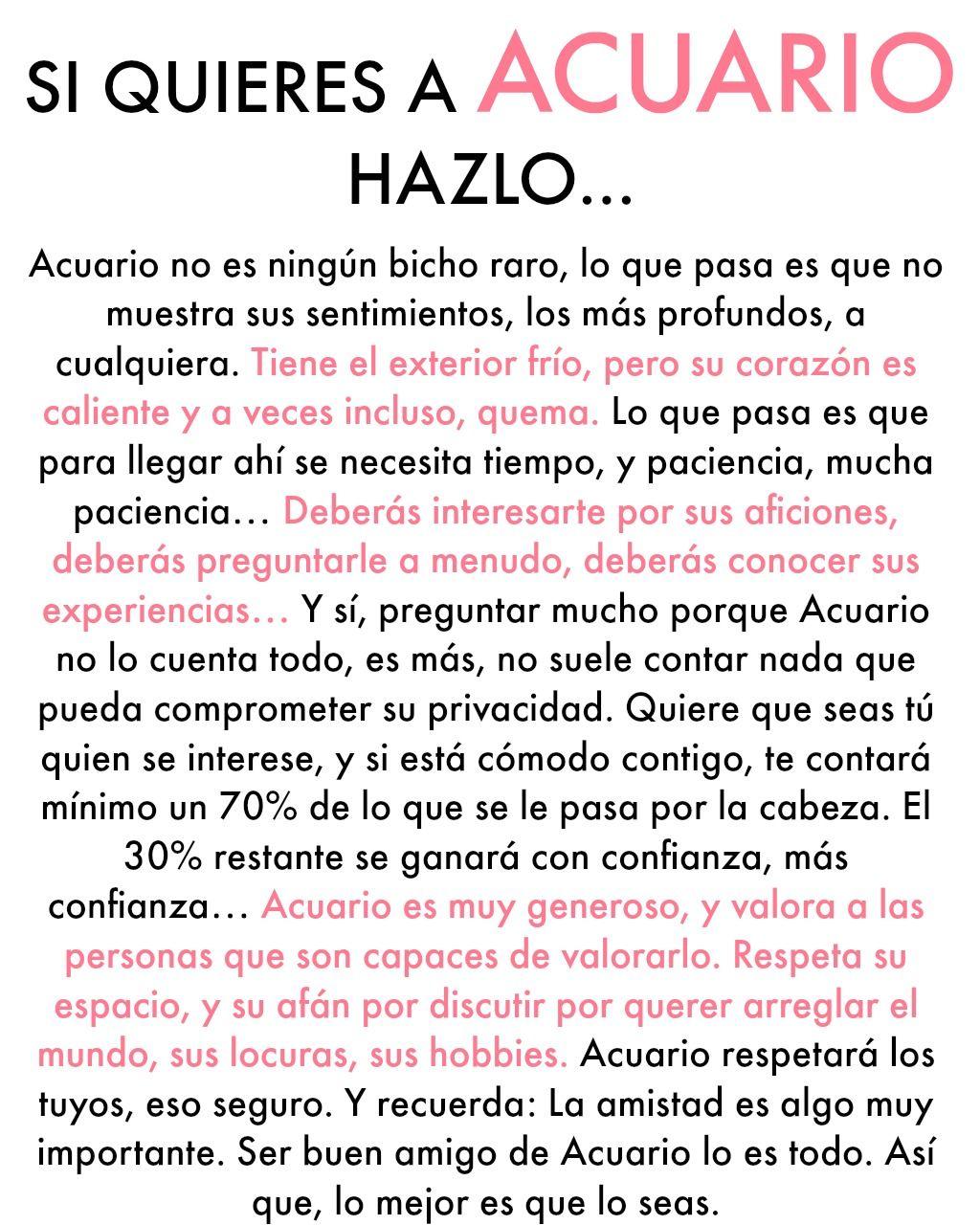 Caracteristicas del signo acuario hombre en el amor [PUNIQRANDLINE-(au-dating-names.txt) 55