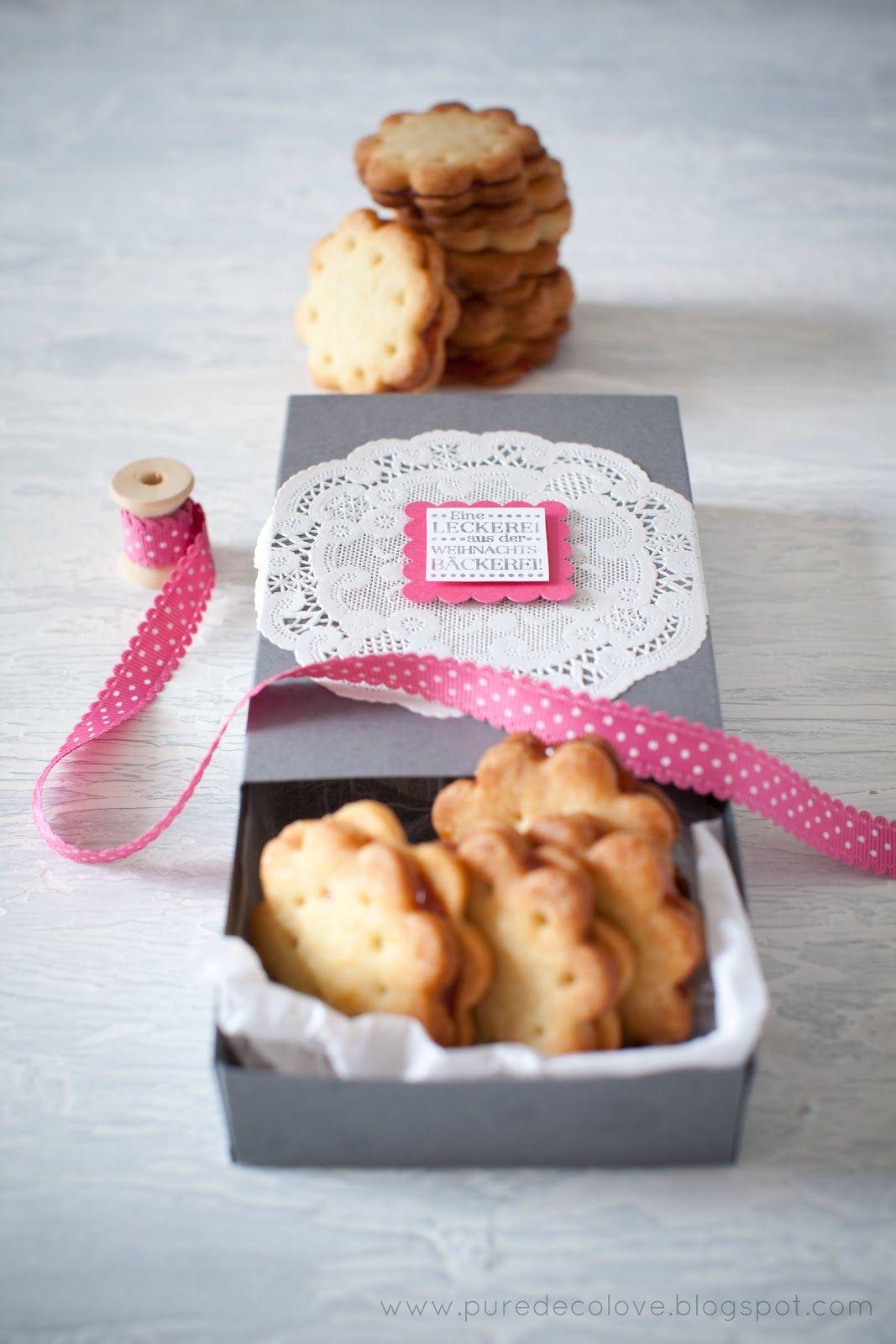 Anleitung Schachtel fuer kekse