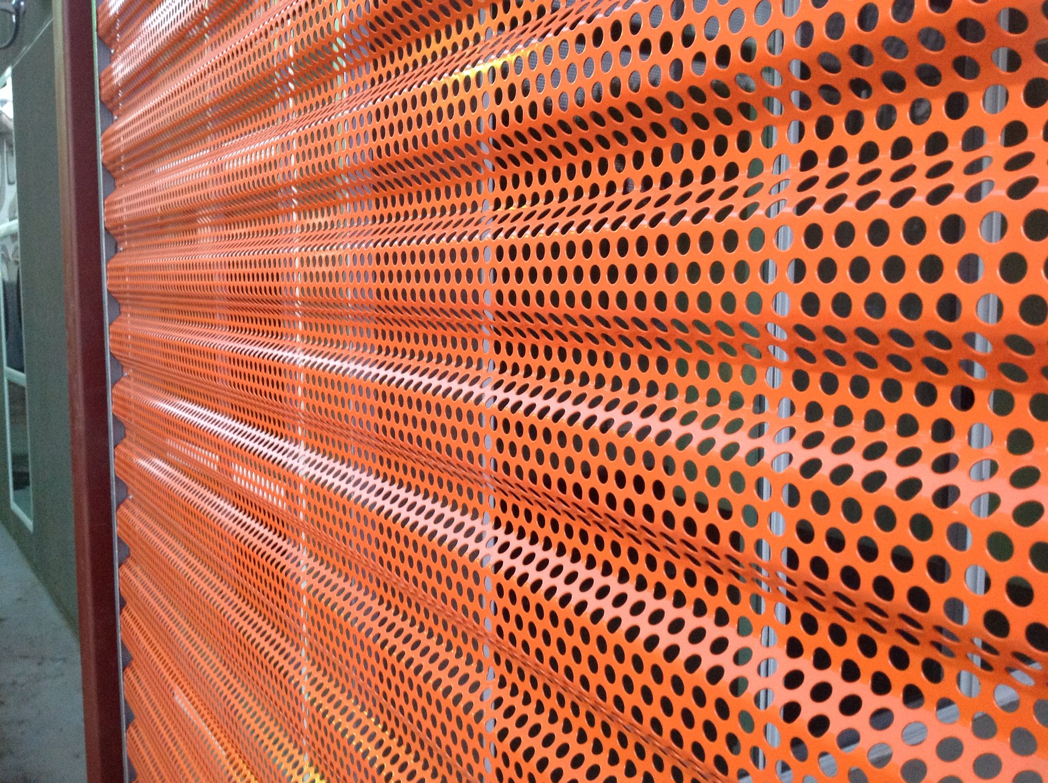 Best Corrugated Perforated Screen Walls Metal Fence Panels 400 x 300