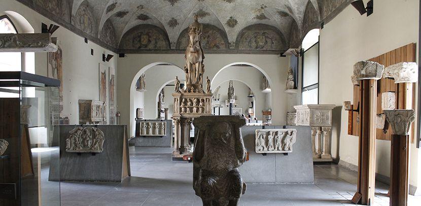 Visita el Castillo Sforzesco, en Milán - http://www.absolutitalia.com/visita-castillo-sforzesco-milan/