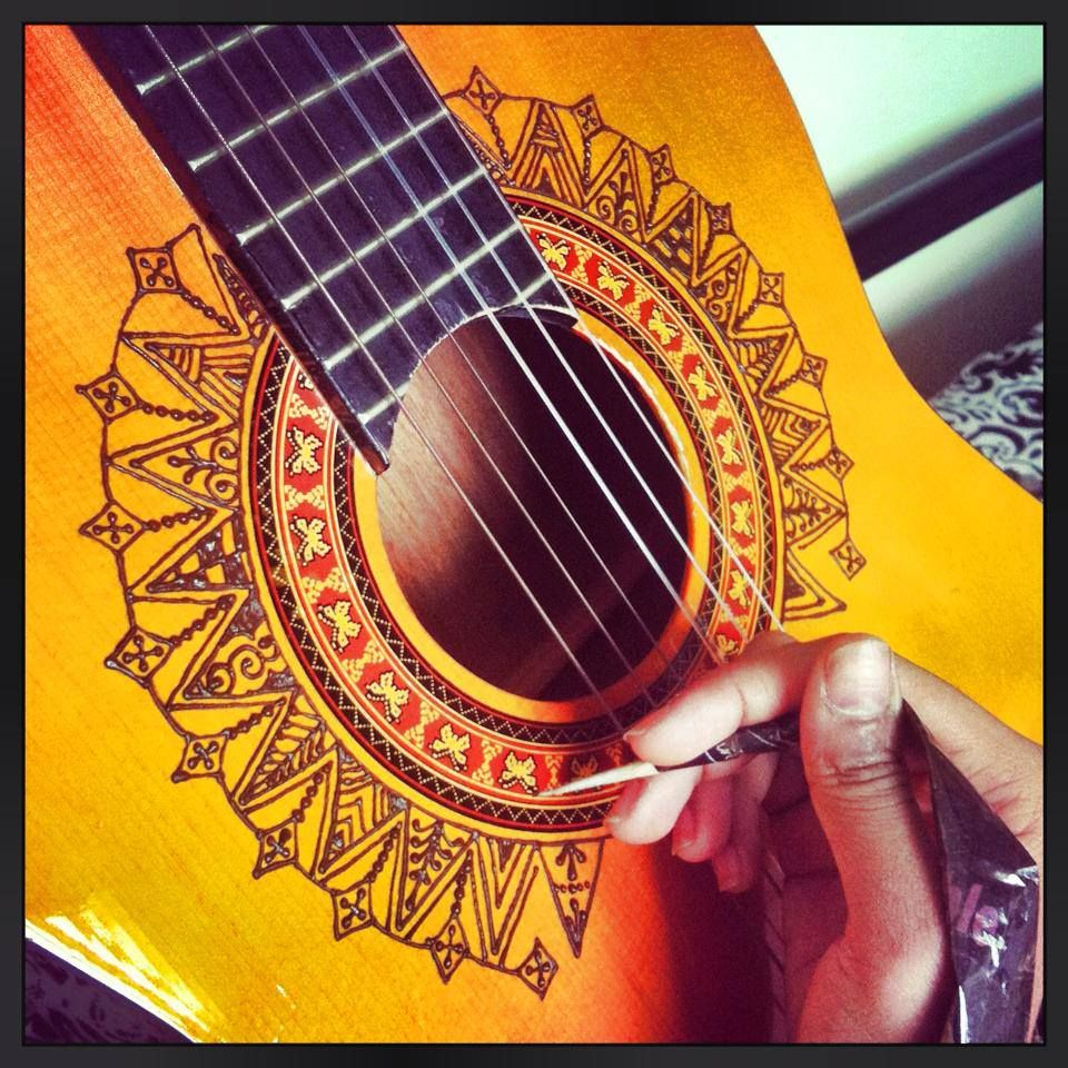 Pin By Nancy Osterman On Guitar Uke Art Guitar Art Acoustic Guitar Art Guitar Wall Art