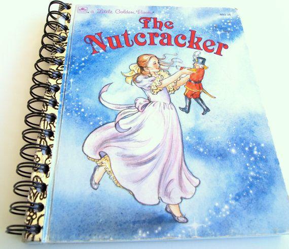 my nutcracker notebook