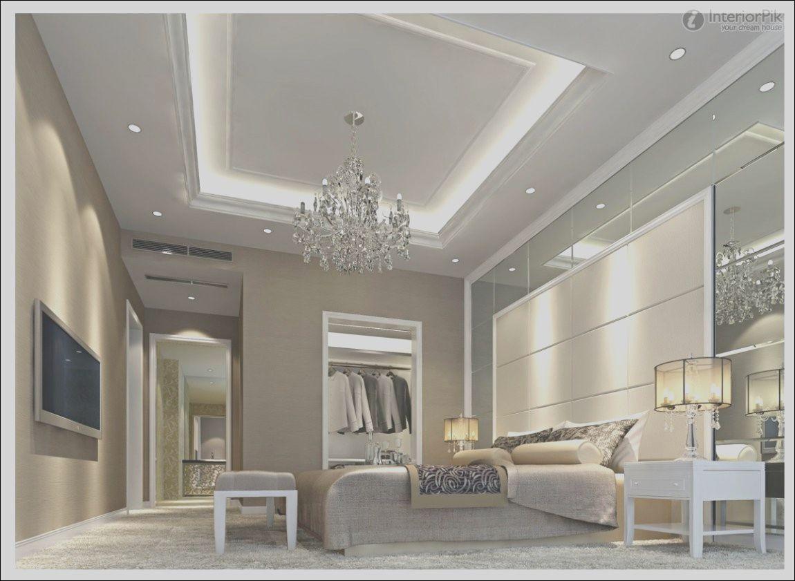 14 Fabulous Modern Bedroom Ceiling Designs 2018 in 2020 ...