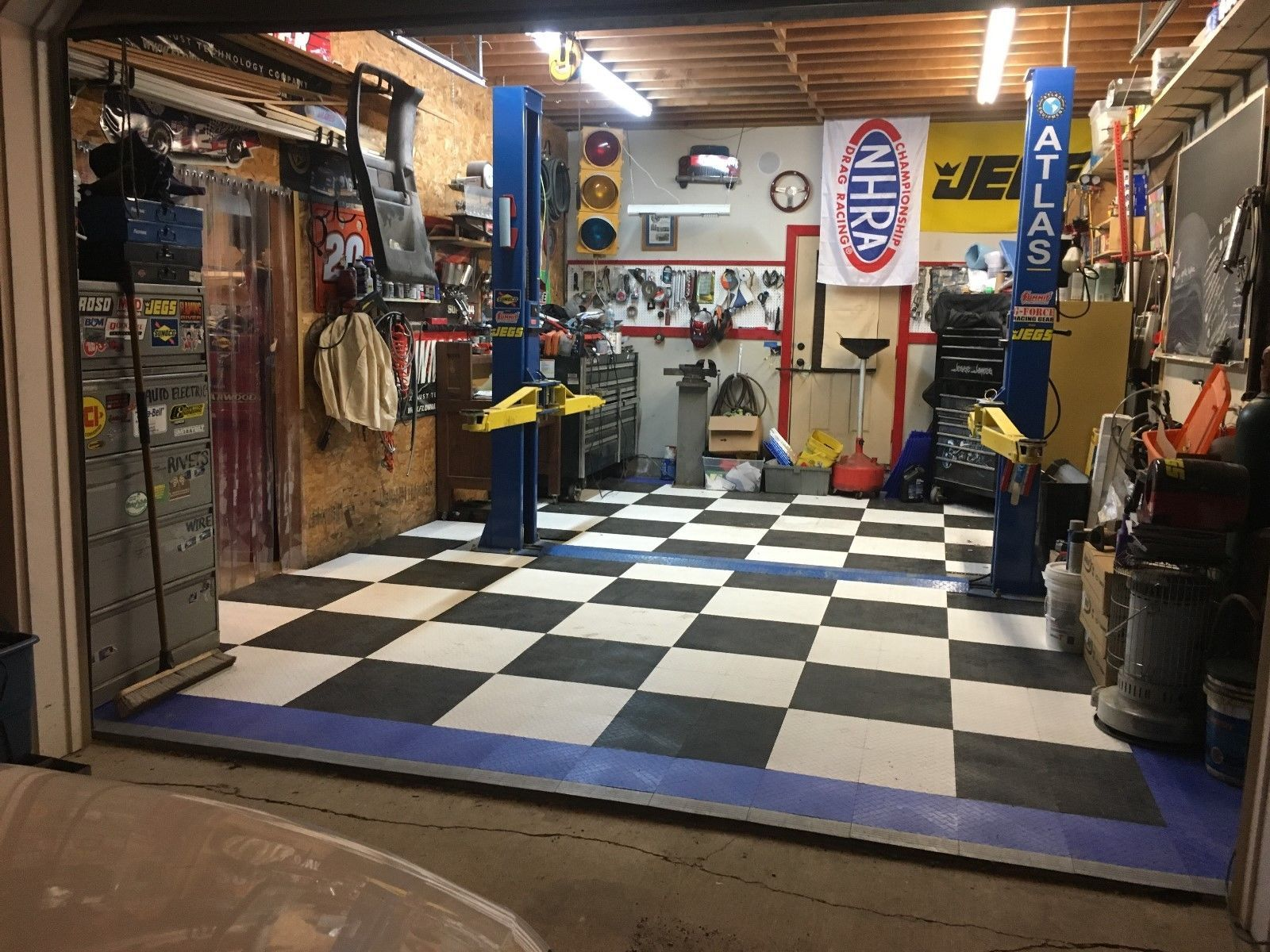 RaceDeck Garage Flooring RACE SHOP ENGINE ROOM DYNO ROOM ... on racing man cave ideas, racing party ideas, racing clip art,