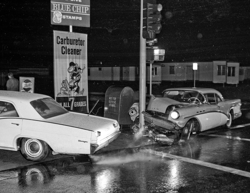 vintage car crashes - Yahoo Image Search Results | Car ...
