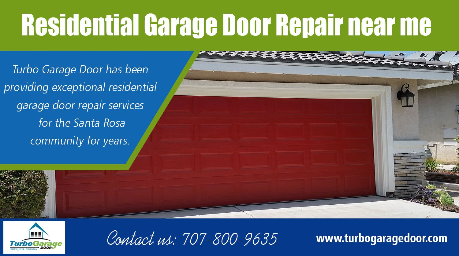 Residential garage door repair near me Pros offers quality ...