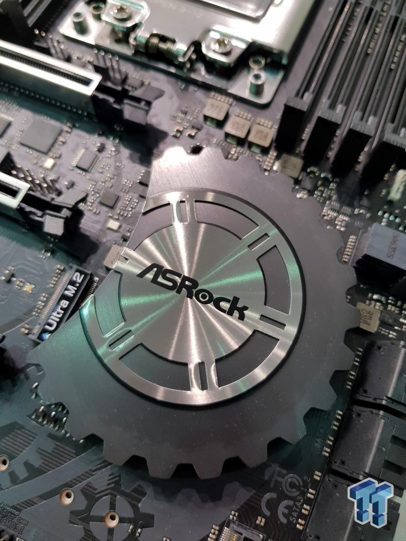 ASRock X399 Taichi is ready for AMD ThreadRipper 16C/32T