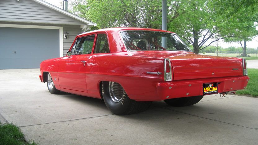 1966 Chevrolet Chevy Ii Pro Street 2 Chevy Chevy Muscle Cars Chevrolet