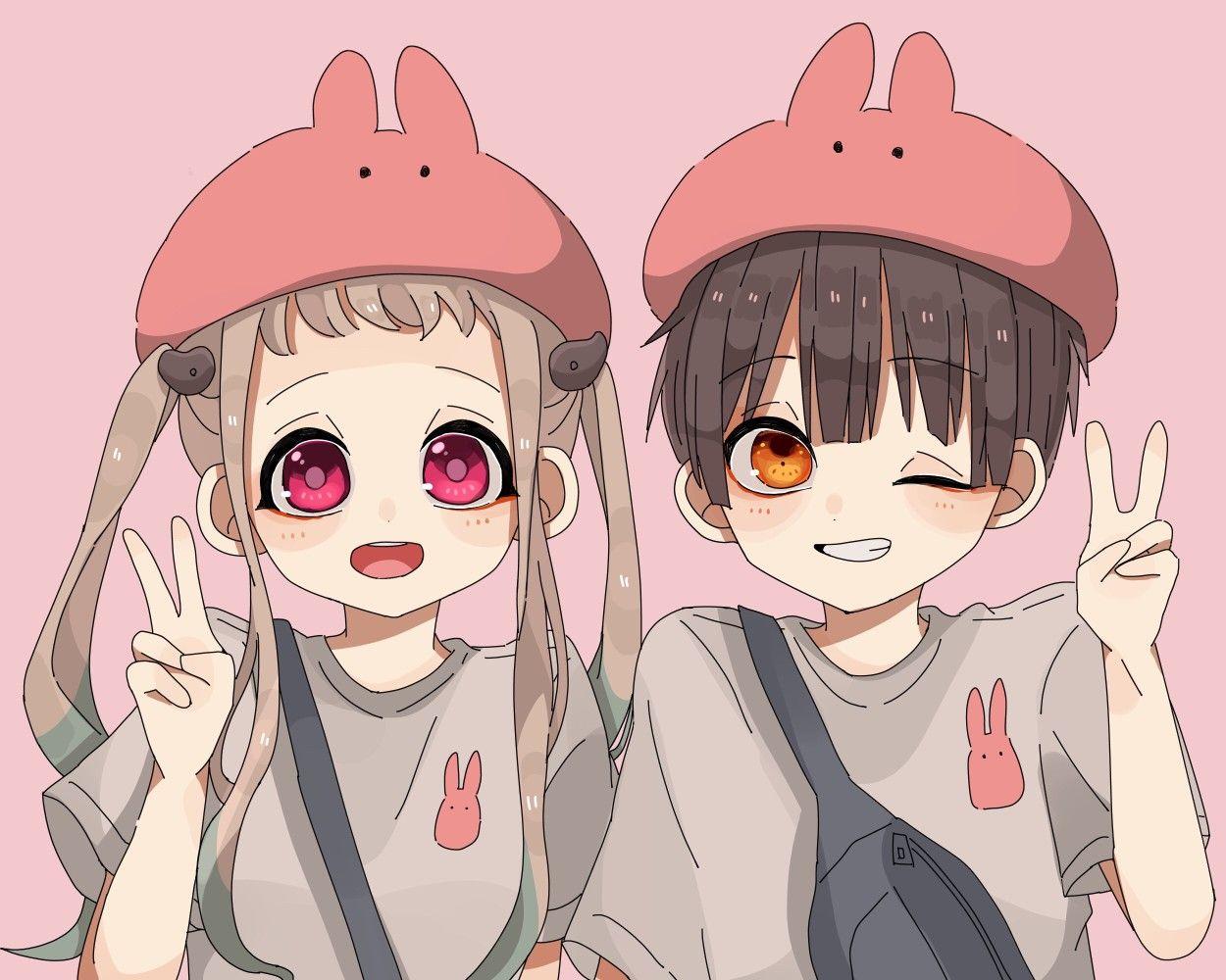 Sour leo belongs to thelovelykanna._kae. Hanako x Yashiro | Anime, Đang yêu, Dễ thương