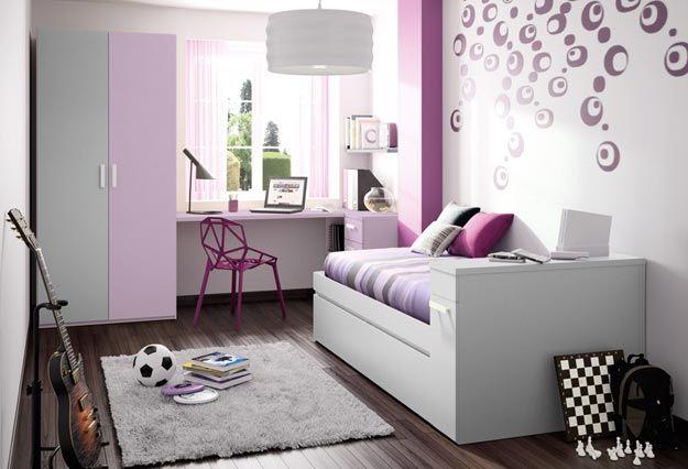 Muebles juveniles eco composici n 04 fog y lila by muebles hermida world of decor - Hermida muebles ...