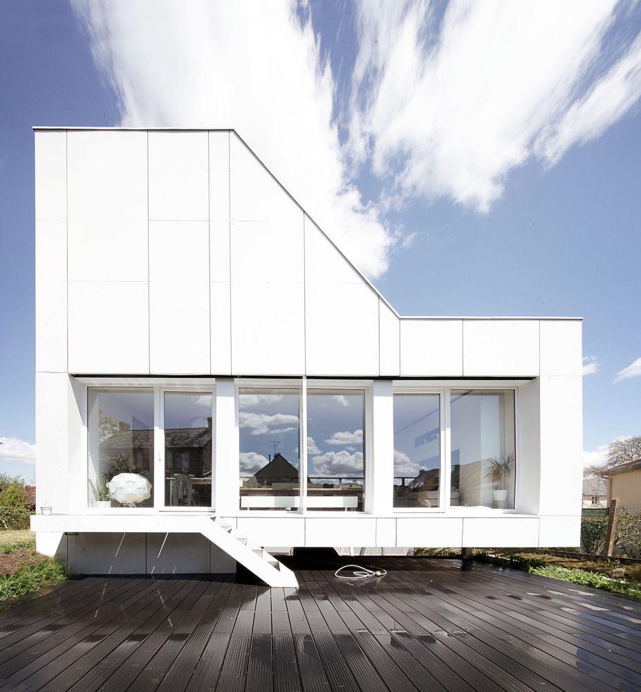Flying Box Villa 2a Design - 11 White