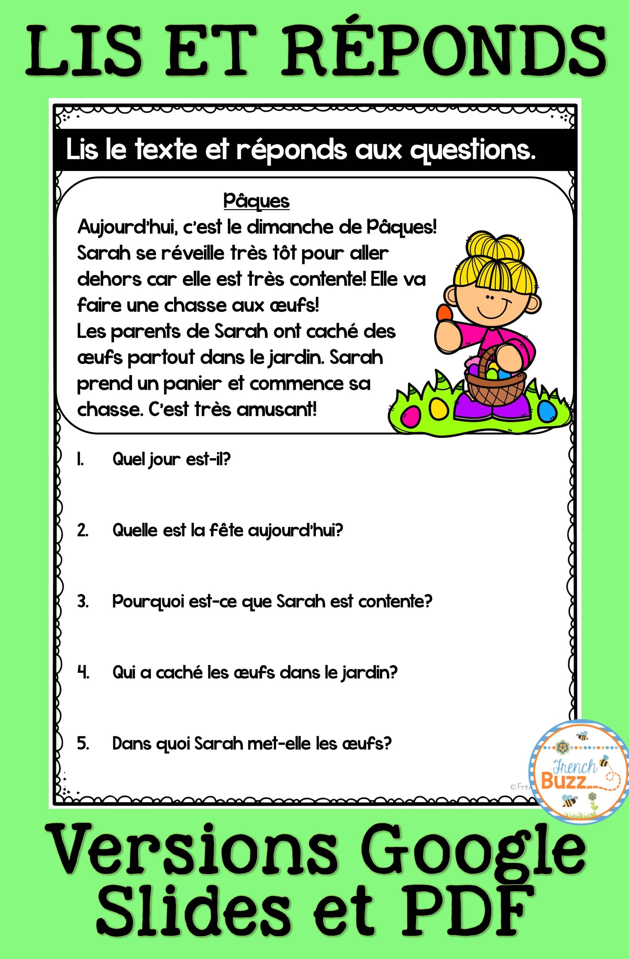 hight resolution of Worksheet For Grade 3 French Immersion   Printable Worksheets and  Activities for Teachers