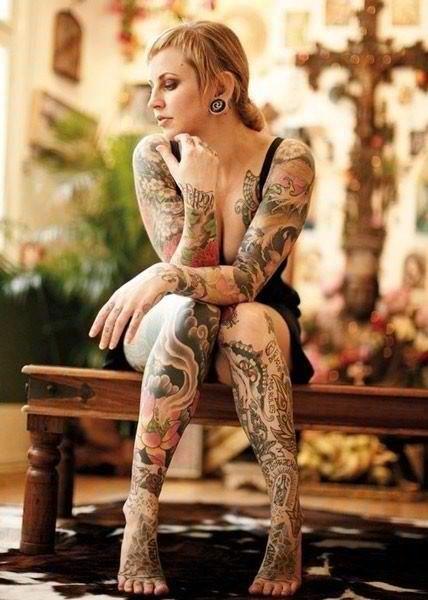 #sexy #girls #women #tats #tattoos #ink #inked