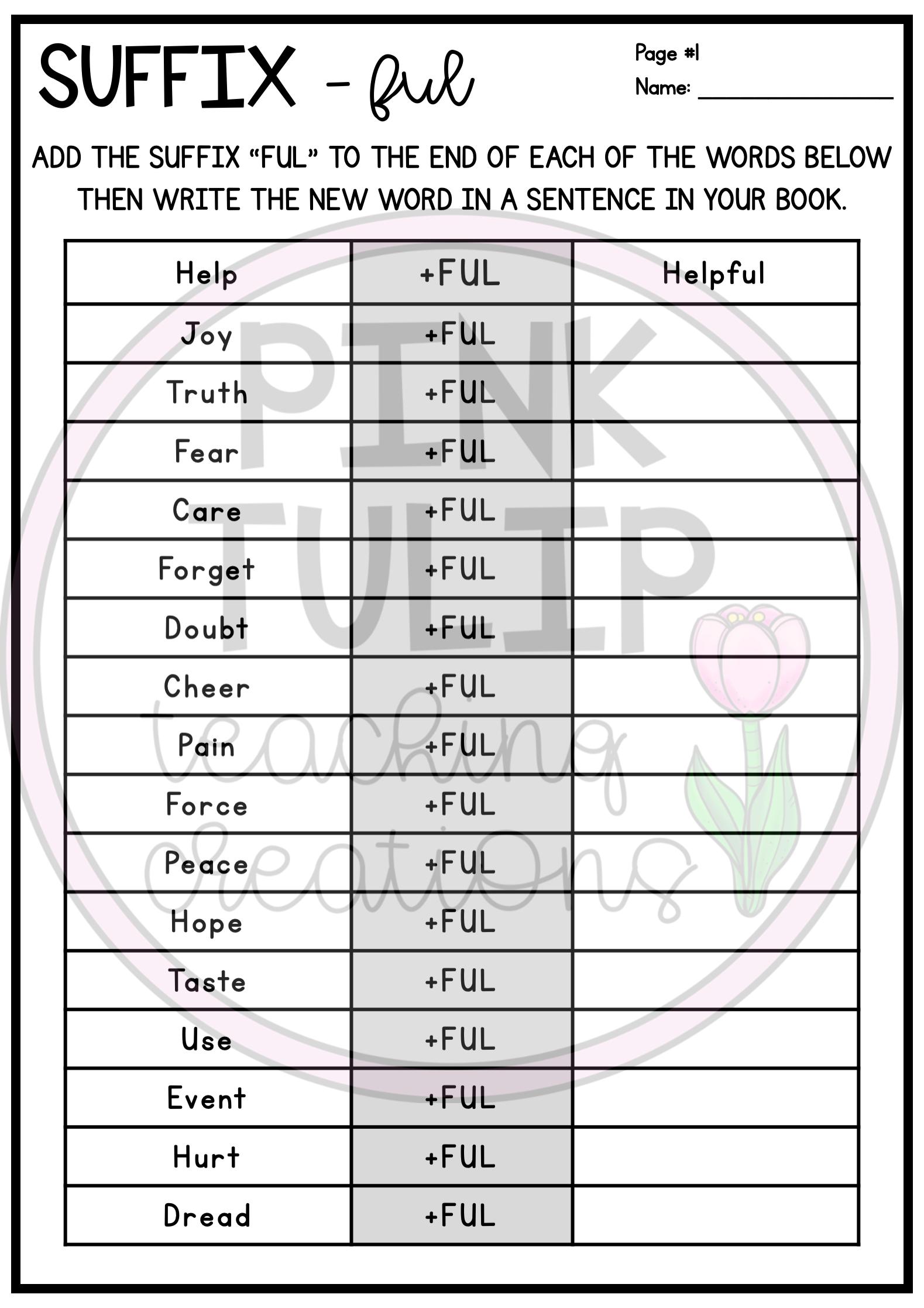 Pin on English and Grammar Resource Samples - Teachers Pay Teachers [ 2234 x 1579 Pixel ]