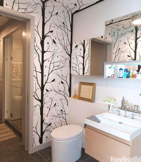 Foto Desain Kamar Mandi Hotel Minimalis Yang Cantik Bathroom