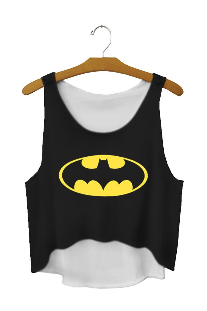 blusa do batman feminina - Pesquisa Google   Scared Of Happy   Crop ... e3e95bbd78