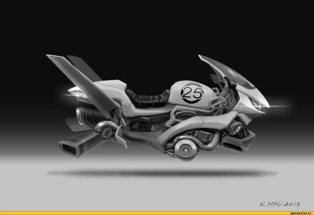 hover bike trop trop bien pinterest v hicules futuristes vehicule et armure. Black Bedroom Furniture Sets. Home Design Ideas