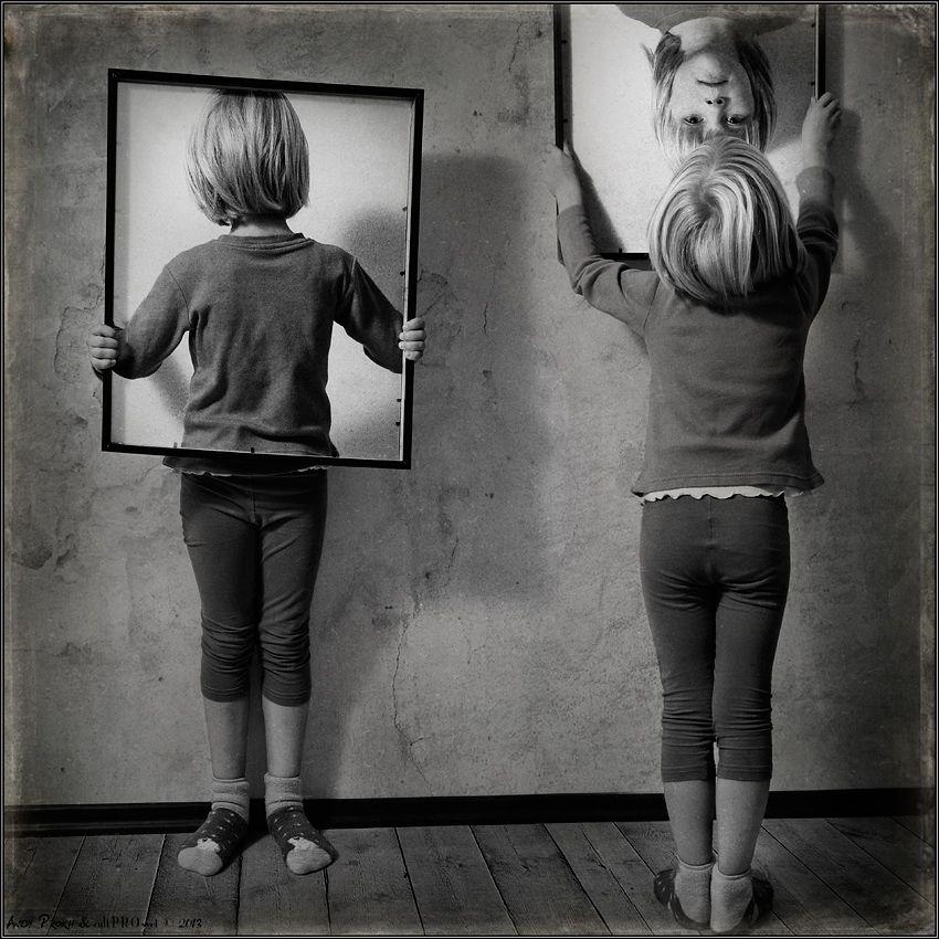 photo: The Topology of Children's Portraits