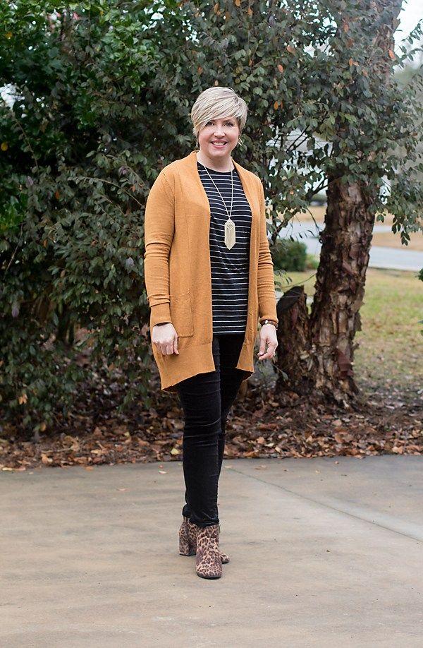 15 Ways to Wear Leopard Booties #leopardshoesoutfit