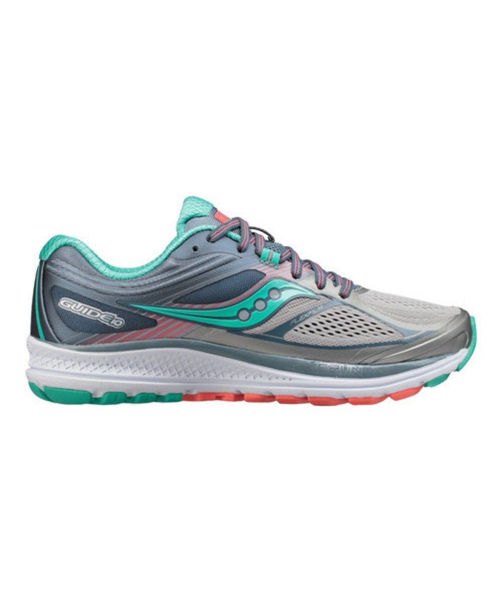 Purple Saucony Guide 10 Womens Running Shoes