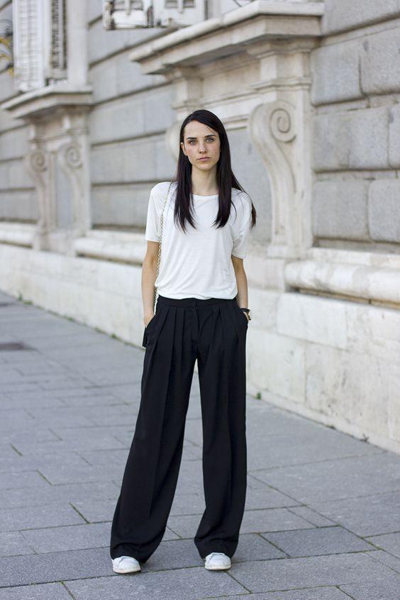 Photo of Outfit con pantalon Palazzo – OUTFIT DEL DÍA: Outfit con pantalon Palazzo The …