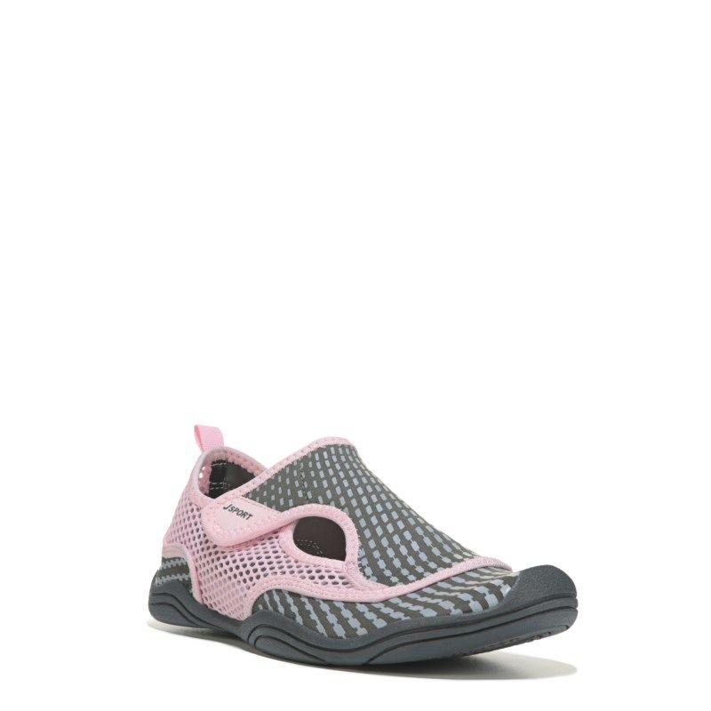 Mermaid Water Shoes (Grey/Petal) - 11.0