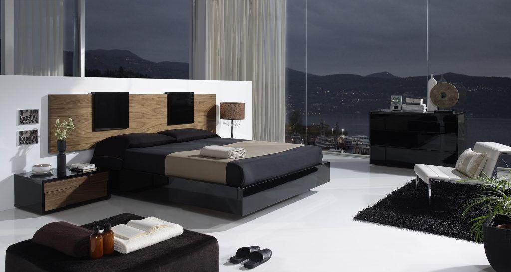 Cabecero moderno para un dormitorio de matrimonio - Muebles casal valencia ...