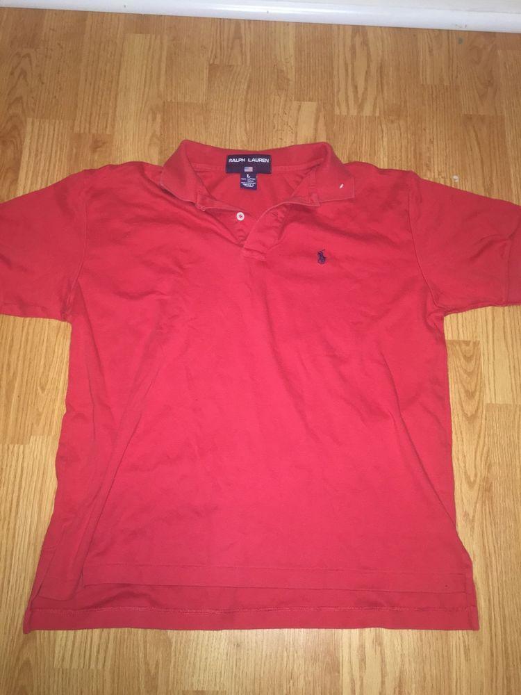 Ralph Lauren Polo Sport Shirt  6a8b5f528