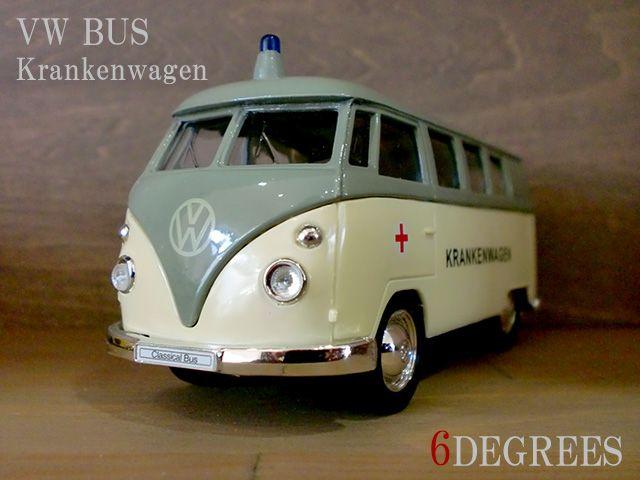 American Minicars アメリカンミニカーズ【VW BUS Kranken】ワーゲンバス/フォルクスワーゲン【楽天市場】