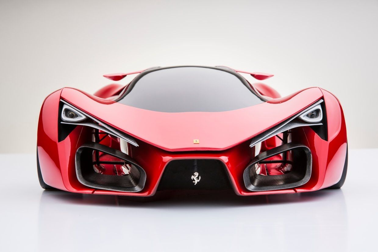 Ferrari F 80, 2.9. 2014. NCO ECommerce, Www.netkaup.is