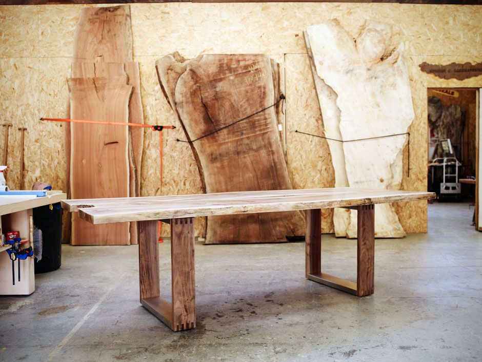 Offerman Woodshop Table