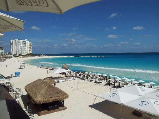 Bellevue Beach Paradise All Inclusive Cancun Mexico Timeshare Offer