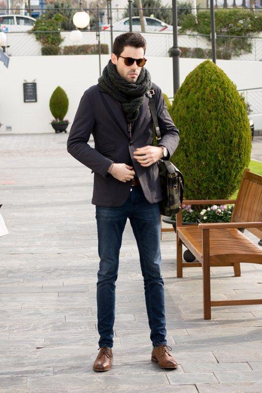 Look Business day | Moda masculina Menstyle Menswear Blog de moda masculina