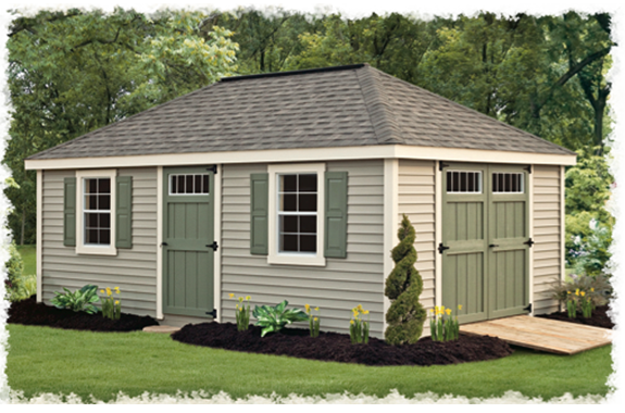 Villa Style Black Creek Green Shutters Villa Style House Siding