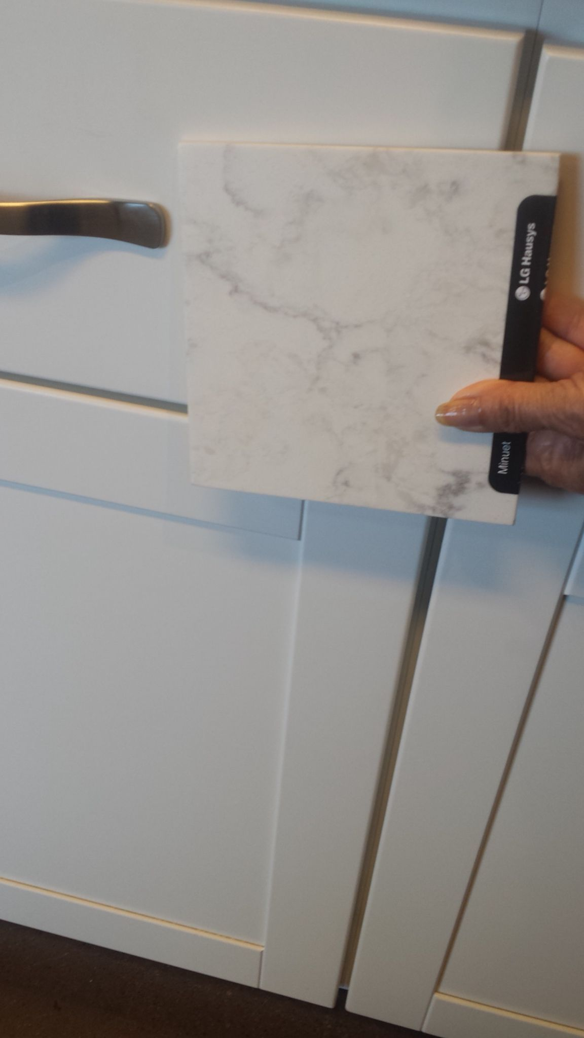 This Is The White Shaker Cabinets We Are Getting And The