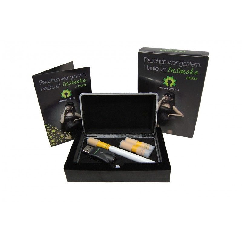 InSmoke Pocket - elektronische Zigarette