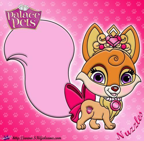Disney Princess Palace Pet Coloring Page Of Nuzzles Princess