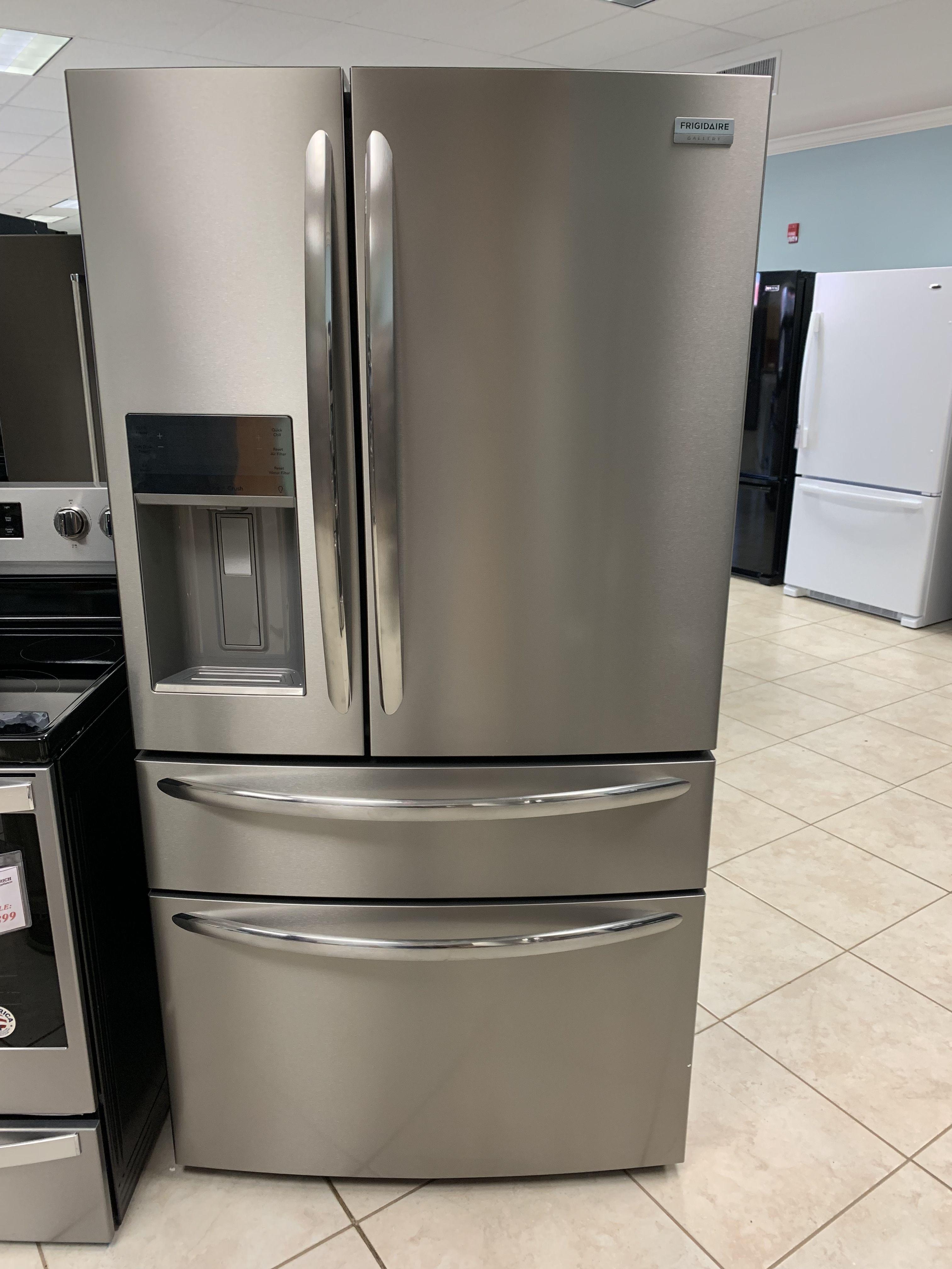 New Frigidaire with third door!   Appliances in 2019