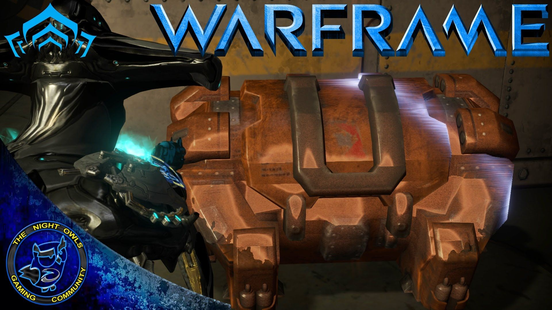 Warframe: Goodies! Grineer Rare Storage Chest | All Games And Gamers ...