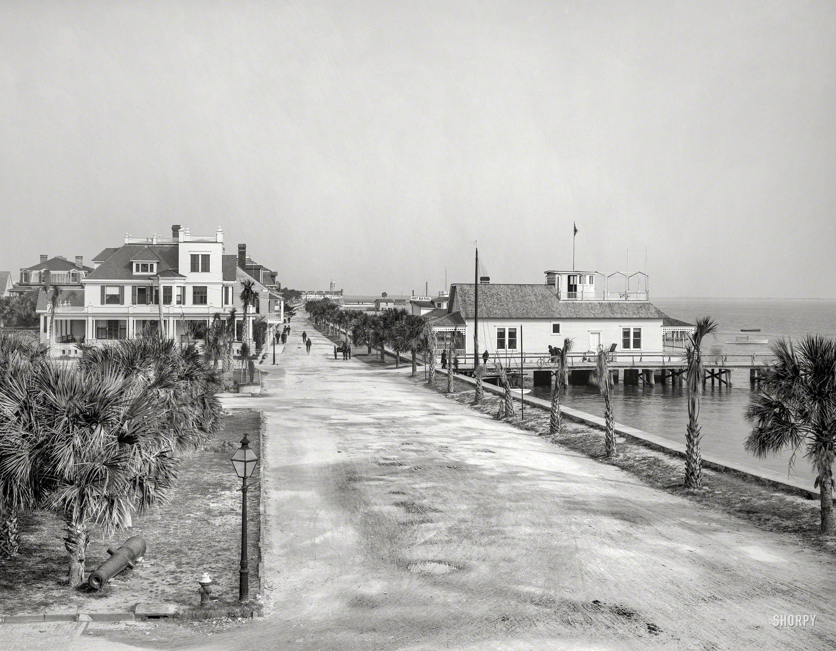 Shorpy Historic Picture Archive :: Pier Pressure: 1904