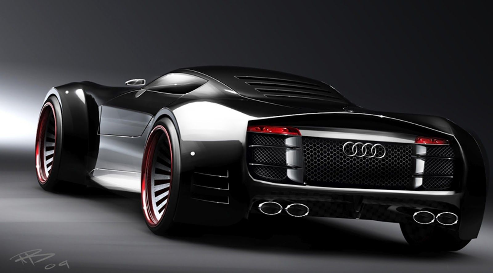 newaudisportscar  Autok  Pinterest  Audi sports car Audi
